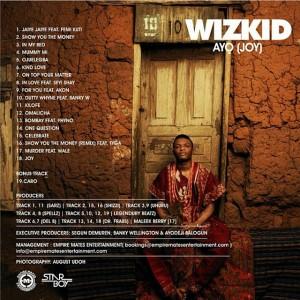 wizkid-ayo-tracklist